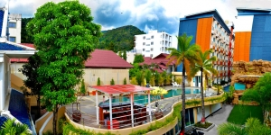 Andatel Grande Patong Phuket 4*