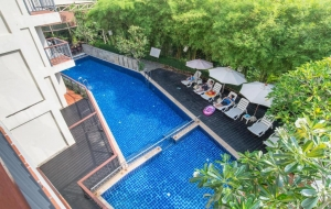 Aonang All Seasons Beach Resort 3*