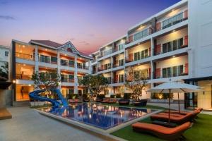 FX Hotel Pattaya 4*
