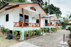 Green Peace Bungalows 2*