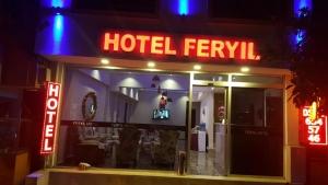 Hotel Feryıl Avm 1*