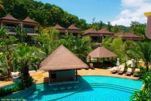 Hula Hula Resort, Ao Nang Beach 4*