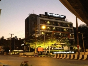 Manita Boutique Hotel 3*