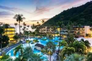 Phuket Marriott, Merlin Beach 5*