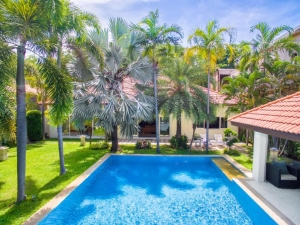 Private Beach Pool Villa Pattaya 4*