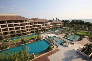 The Heritage Pattaya Beach Resort 4*