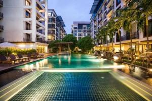 Amanta Hotel & Residence Ratchada 4*