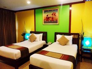Boonsiri Place Bangkok Hotel 3*