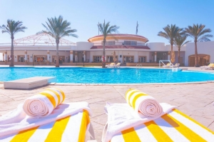Coral Beach Resort Tiran (Ex. Rotana) 4*