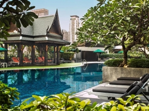Le Royal Meridien, Plaza Athenee Bangkok 5*