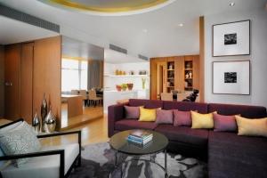 Marriott Executive Apartments Bangkok,Sukhumvit Thonglor 5*