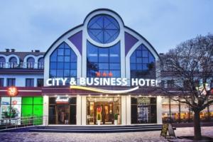 Сити & Бизнес Отель 3*